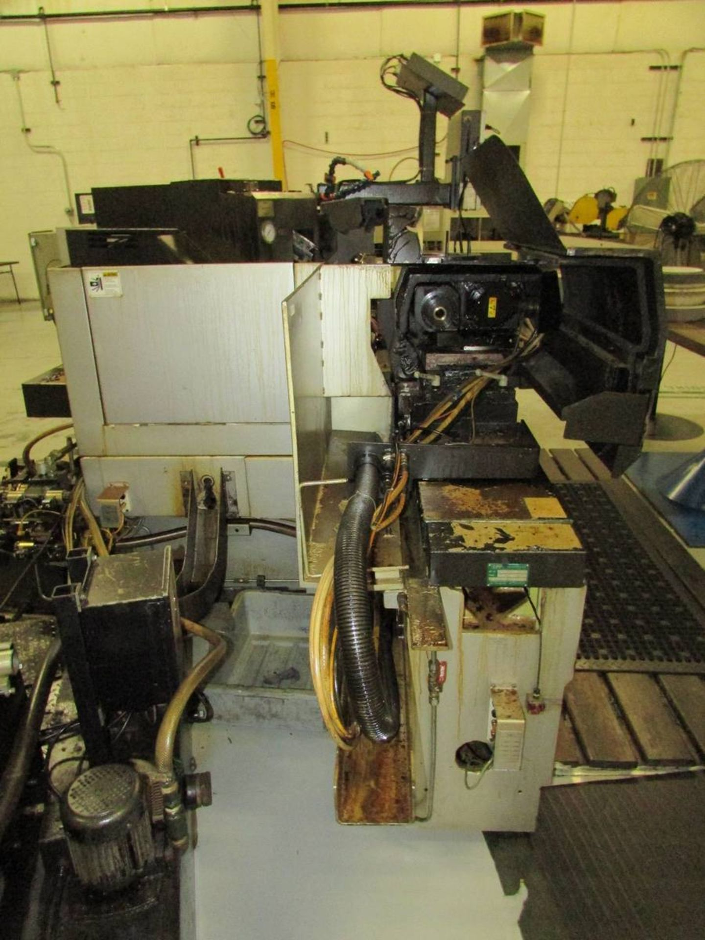 2012 Toyoda/ JTEKT 45m Select G II CNC OD Cylindrical Grinder - Image 11 of 21
