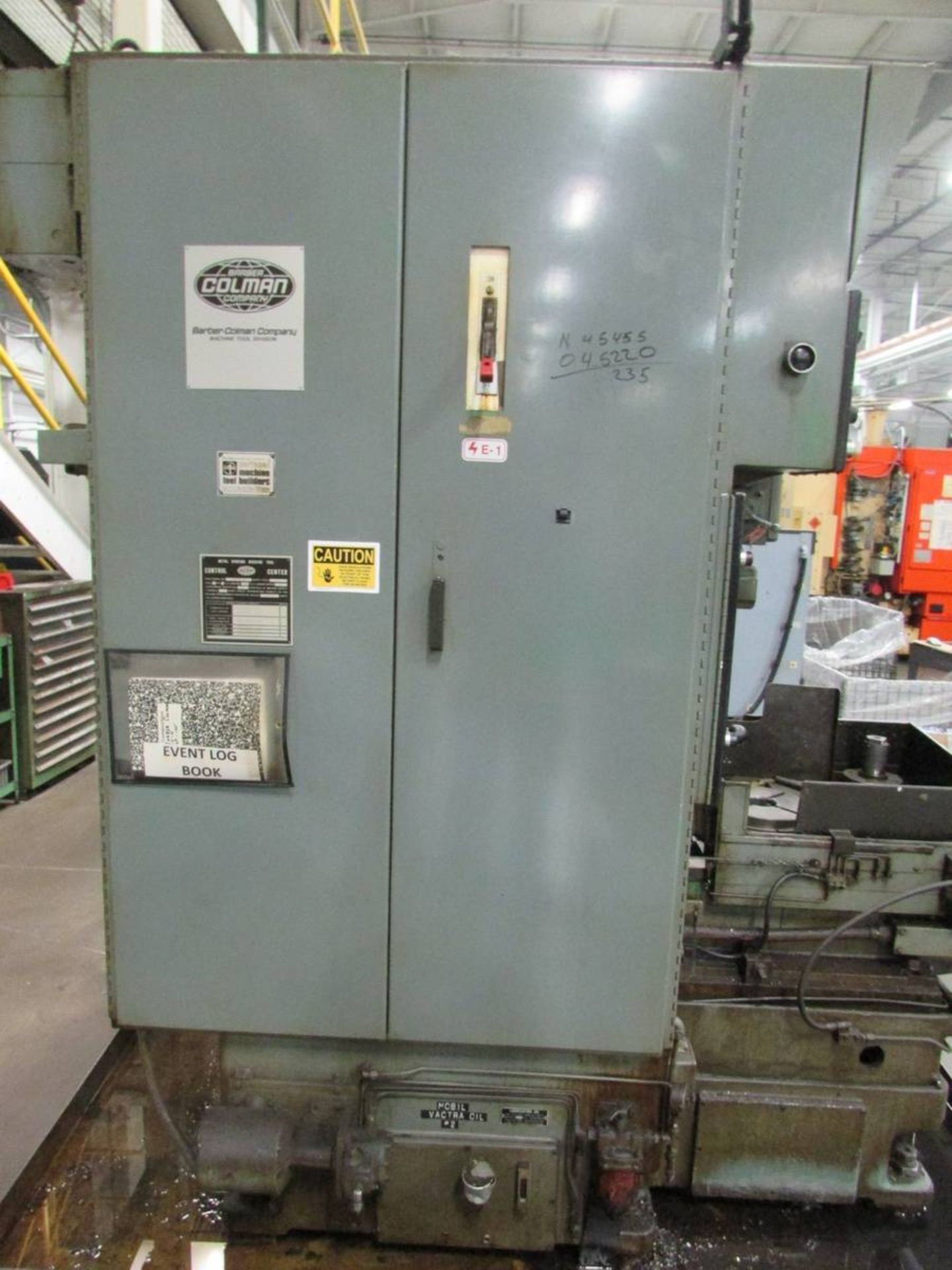 Barber Colman 18-04 Vertical Gear Shaping Machine - Image 16 of 19
