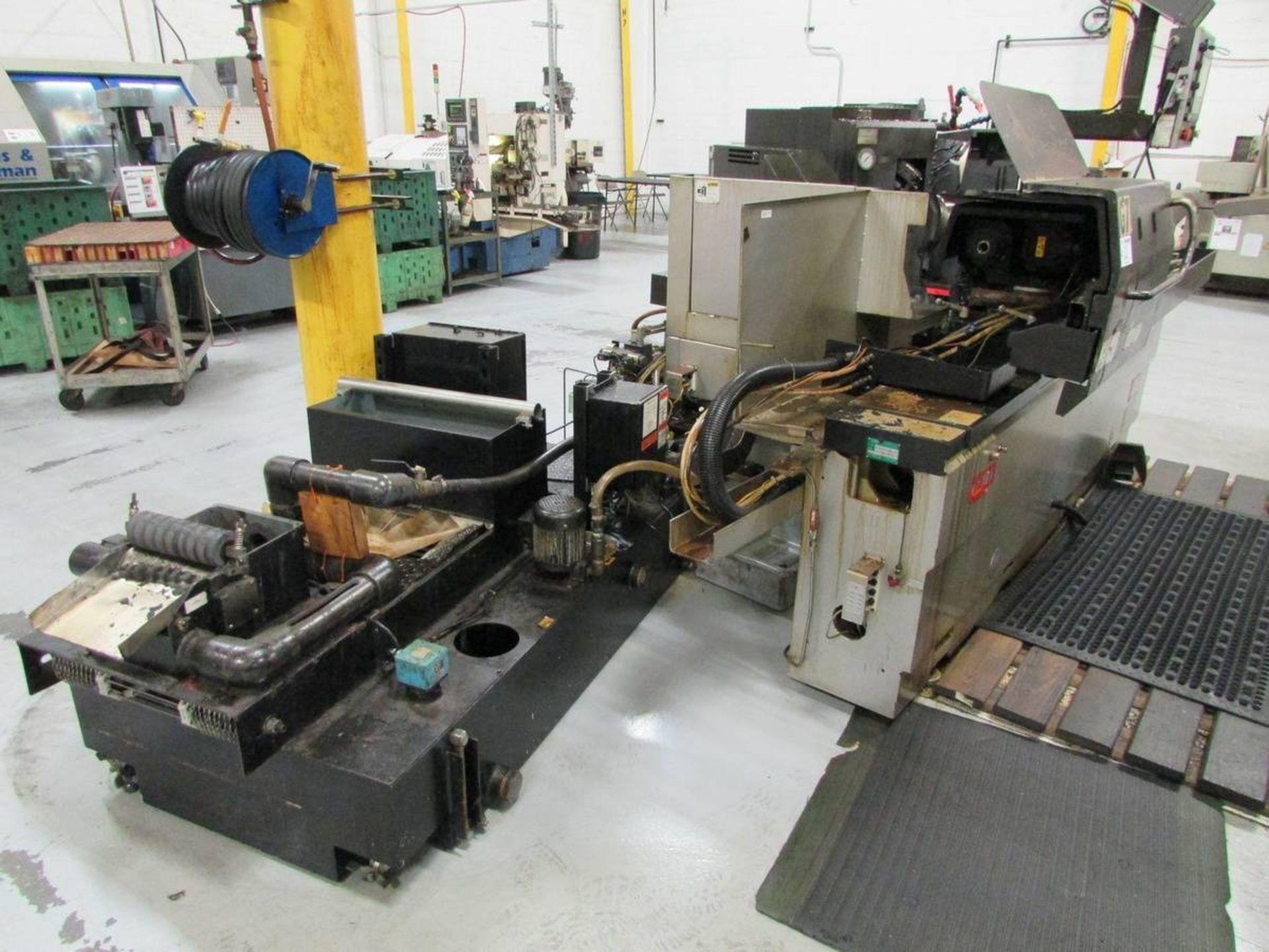 2012 Toyoda/ JTEKT 45m Select G II CNC OD Cylindrical Grinder - Image 10 of 21