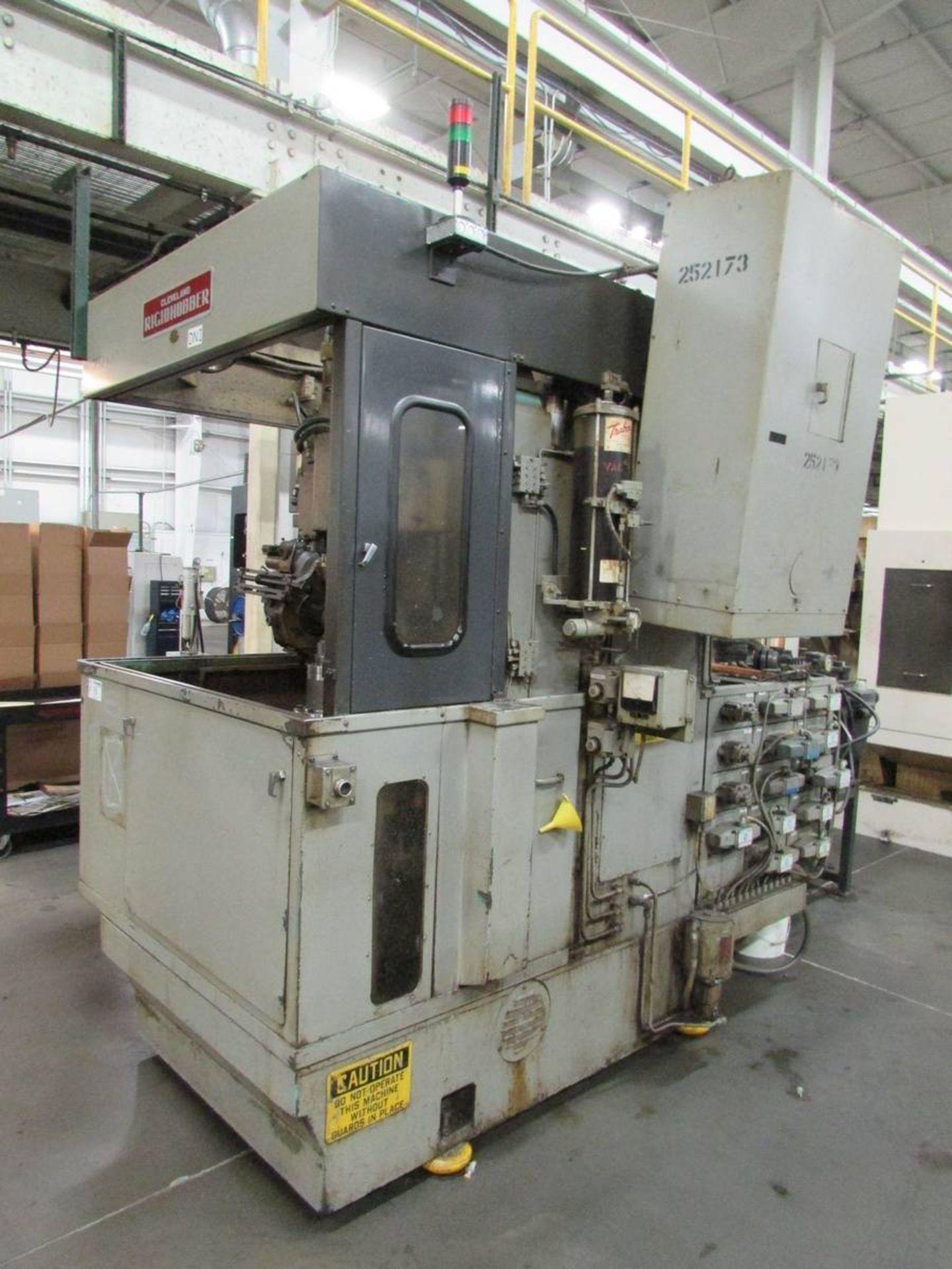 Cleveland/ Waterbury Farrel CR300-612-002 Universal CNC Gear Hobbing Machine - Image 9 of 19