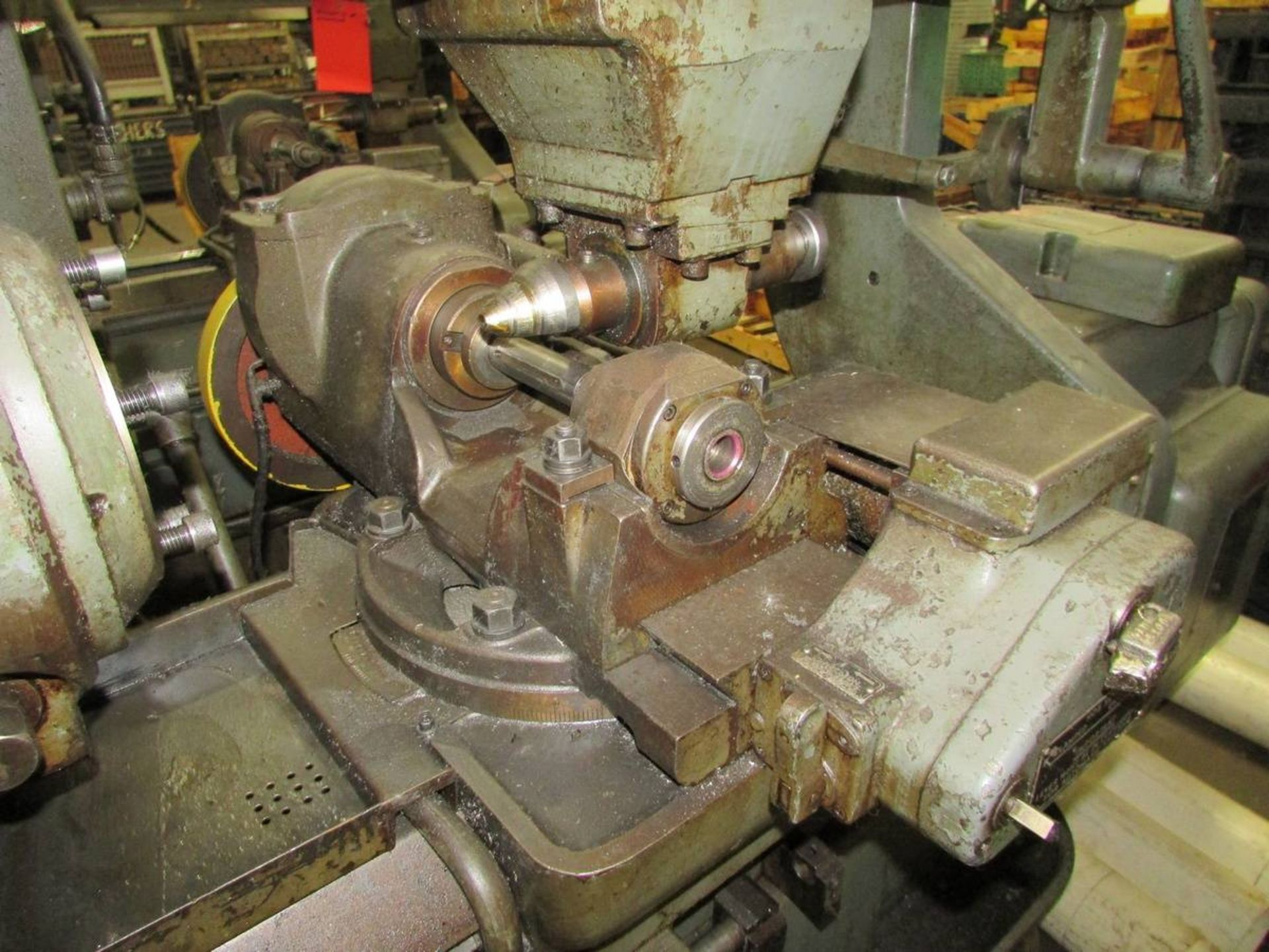 Barber Colman 16-16 Gear Hobbing Machine - Image 5 of 24