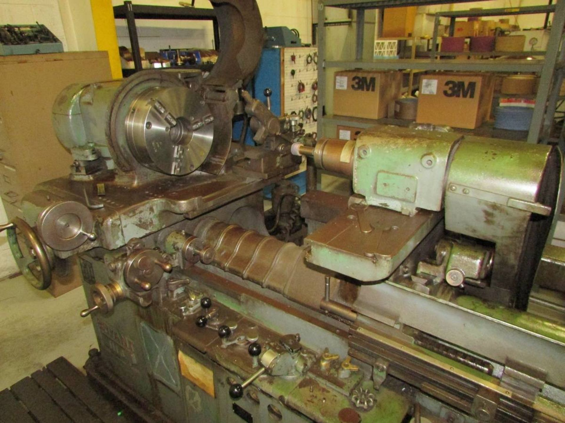 1981 Bryant 1116 ID Cylindrical Grinder - Image 3 of 20