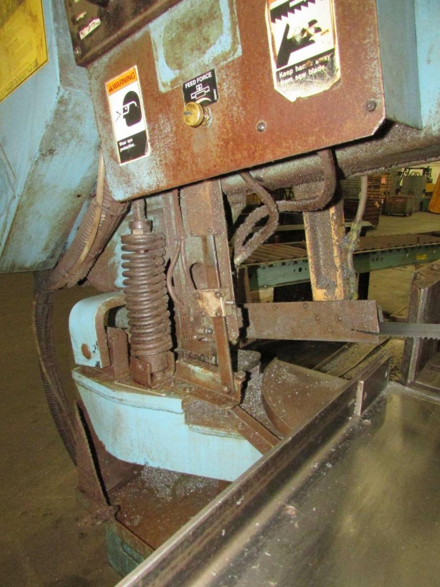 DoAll C-916SA Automatic Horizontal Bandsaw - Image 6 of 14