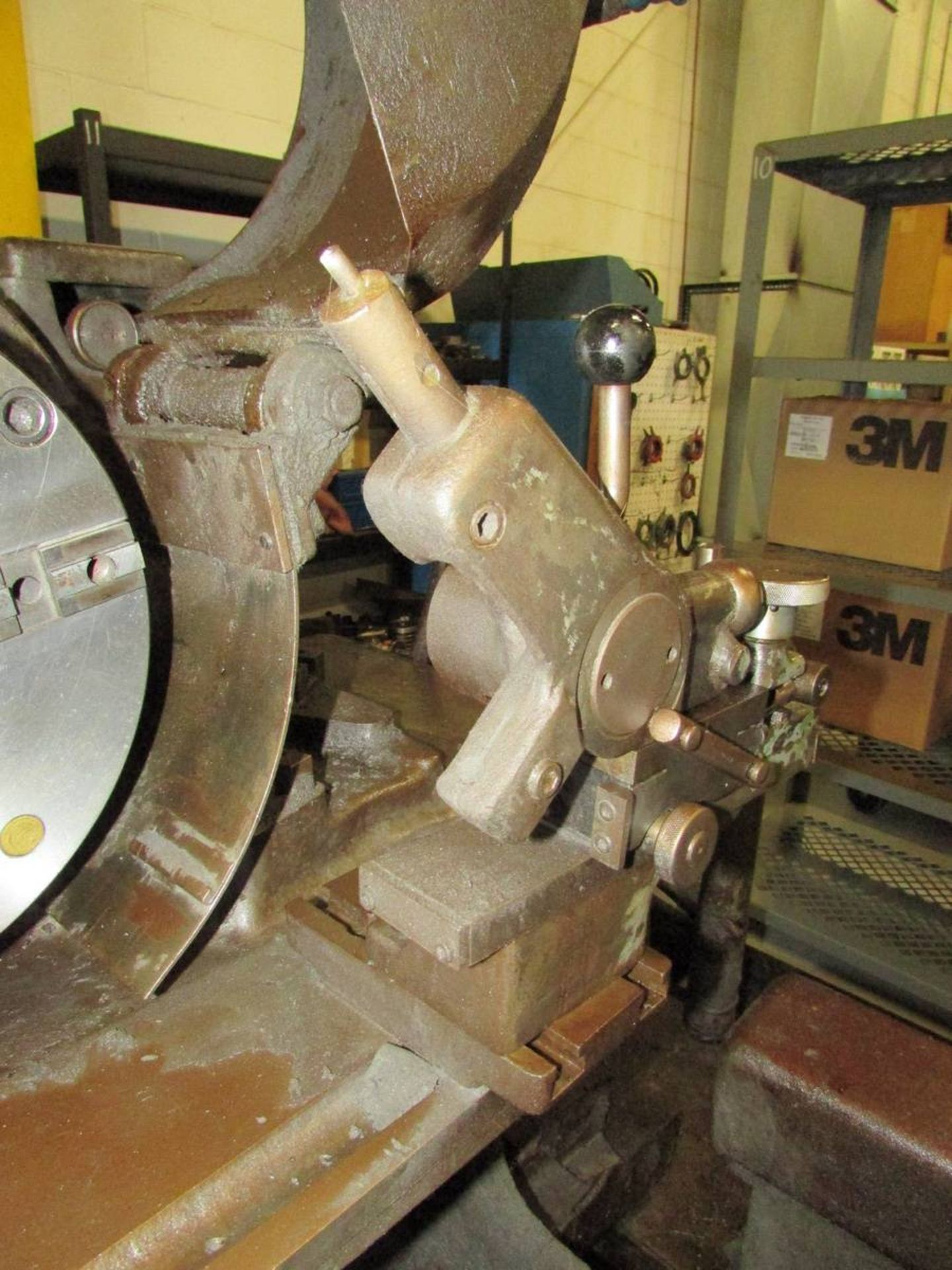 1981 Bryant 1116 ID Cylindrical Grinder - Image 5 of 20