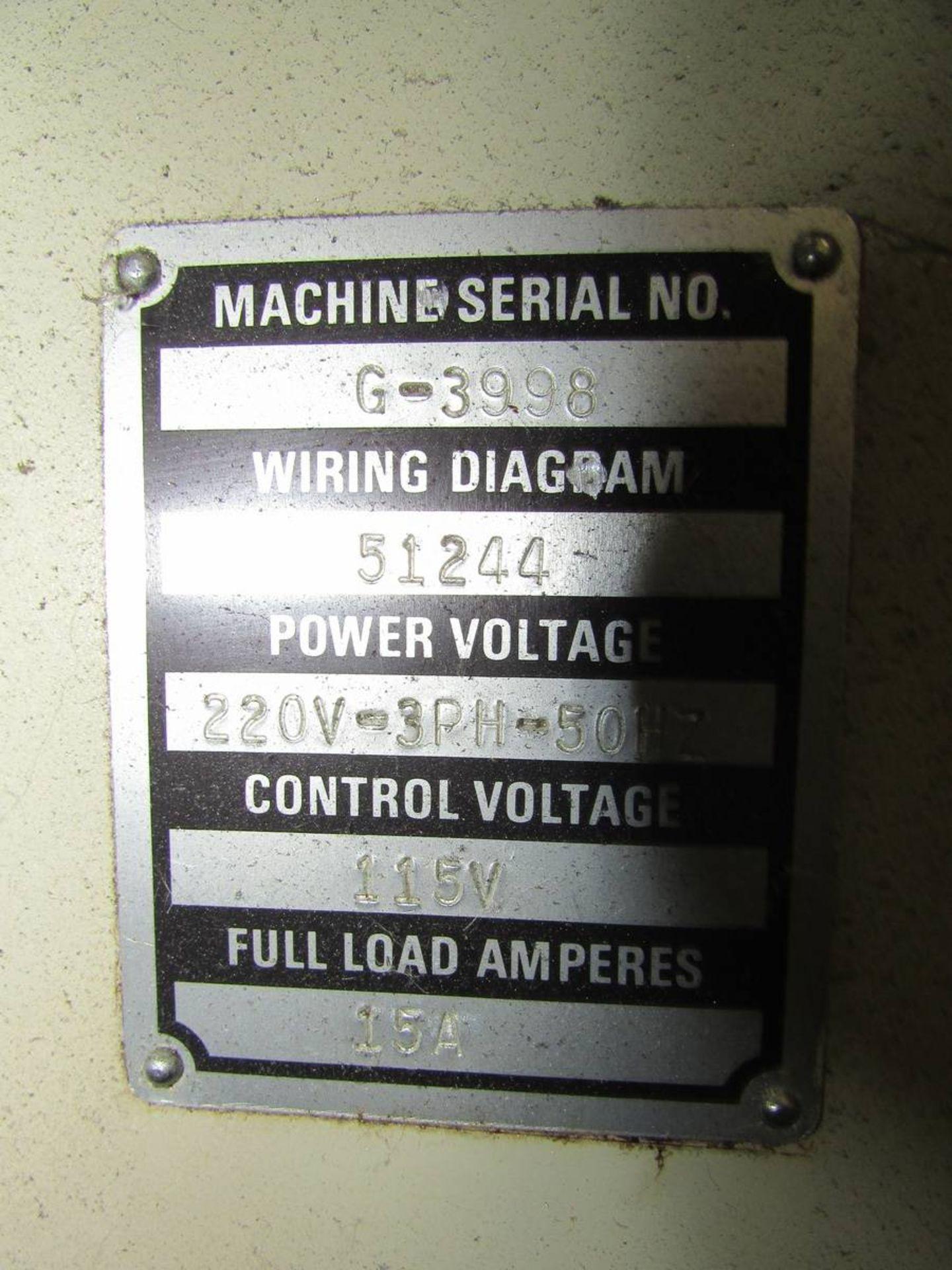 Moore G-18 Vertical CNC Jig Grinder - Image 18 of 28
