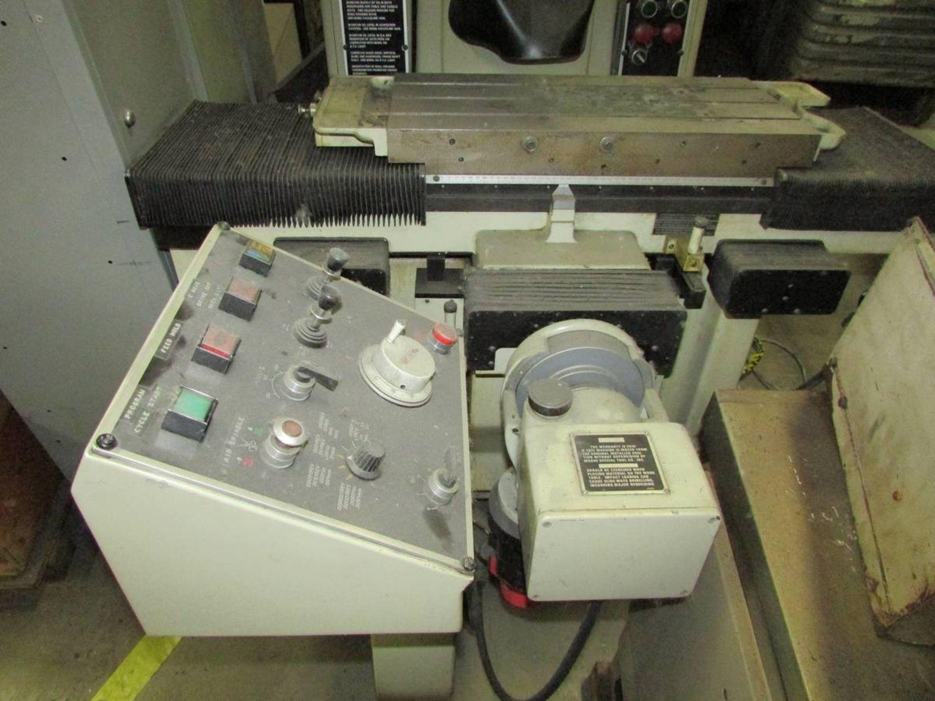 Moore G-18 Vertical CNC Jig Grinder - Image 6 of 28