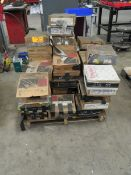 Lincoln Pallet of Welding Wire