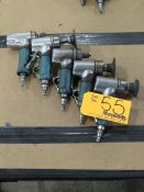Dynablade 52420 (4) Right Angle Pneumatic Grinder