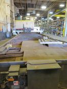 2006 Alltra Corp. PG14-12 4-Head Plasma Cutting Table