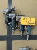 Dynablade 52416 (4) Right Angle Pneumatic Grinder