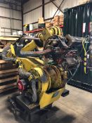 Fanuc M900ia-350 Robot with weld controller and end effector
