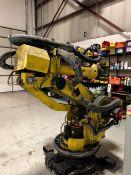 Fanuc M900ia-350 Robot with weld controller and servo gun