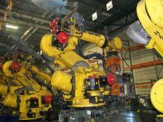 Fanuc R2000ib-210F Robot