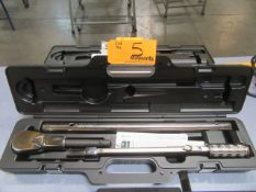 Precision Instruments C4D600F Torque Wrench