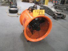 """Maxess SBPI-300A2 12"""" Portable Air Blower"""