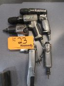 (3) Pneumatic Drills