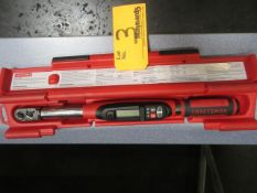 Craftsman 47711 Torque Wrench
