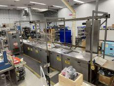CAE Blackstone 6-Stage Ultrasonic Parts Washer