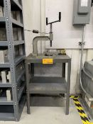 Hand Tapper w/ Metal Table