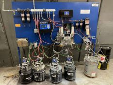 2012 Graco ProMix 2KS Plural Component Proportioner Electronic Paint Mixing System