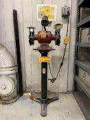 """Sunex Tools 6"""" Bench Grinder w/ Pedestal Stand"""