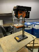 """WEN 12"""" Variable Speed Bench Drill Press"""