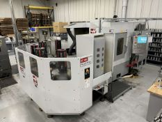 2008 Haas EC-400PP 4-Axis CNC Horizontal Machining Center w/ 6-Station Pallet Pool