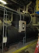 Trane CentriVac CVHF910 910 Ton Refrigerated Water Chiller