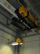 KoneCranes XL400 12.5 Ton Steel Braided Cable Electric Hoist