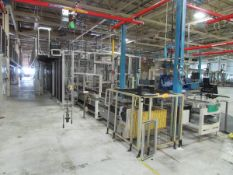 Remaining Automated Input Housing Production Line