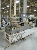 """Almco Inc PWB9-36E 2-Stage 9"""" Conveyor Parts Washer"""