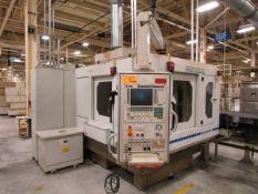 2004 Prawema SynchroFine 204 HS High Performance CNC Gear Honing Machine