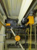 KoneCranes XL100 1 Ton Steel Braided Cable Electric Hoist