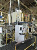 Valiant Elan Automatic High-Pressure Parts Deburr and Wash Machine