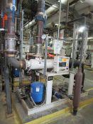 2000 Ingersoll Rand DXR2500W-SP3 Refrigerated Compressed Air Dryer