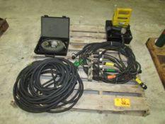 Enerpac PUJ12016 1/2 HP Electric Hydraulic Pump
