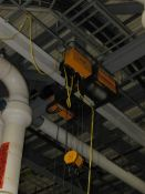 KoneCranes XL200 3 Ton Steel Braided Cable Electric Hoist