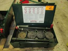 Hilman 40 Ton Machine Roller Kit