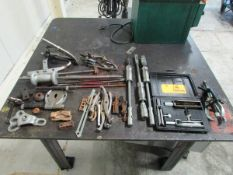 Lot of Assorted Gear/ Bearing Pullers