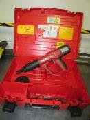 Hilti DXA41 Powder Actuated Fastening Tool