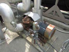 Aurora Pentair Pump Group 411 BF 15HP Centrifugal Pump Skid