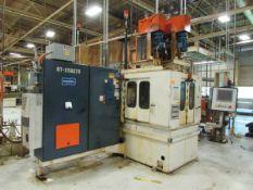 Nagel 3VSS-30 3-Spindle Vertical CNC Honing Machine