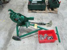 Greenlee 1800 Manual Mechanical Bender