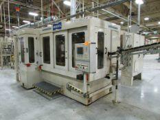 Nagel 4HS6-30 4-Spindle Horizontal CNC Honing Machine
