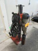 Core Bore M-1 Electric Core Drill