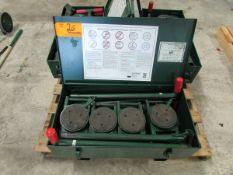 Hillman Rollers 40 Ton Machine Roller Kit