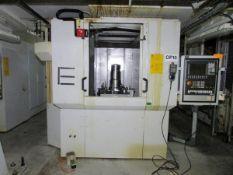 2006 Grob BZ501 Horizontal 4 Axis CNC Machining Center