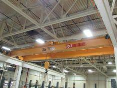 KoneCranes 25 Ton Double Girder Overhead Bridge Crane