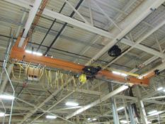 KoneCranes 2 Ton Overhead Bridge Crane