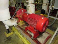 Bell & Gossett HSC3 13.300 RHR 75HP Centrifugal Pump Skid